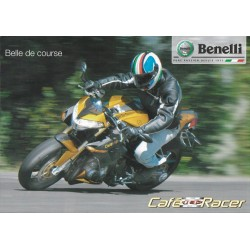 Prospectus Benelli Café Racer 1130