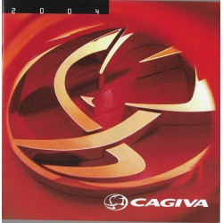 Catalogue gamme CAGIVA 2004