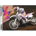 Catalogue YAMAHA YZ 250 / 125 / 80 de 1994