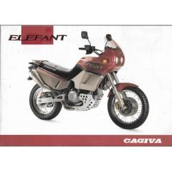 CAGIVA 900 E (prospectus)