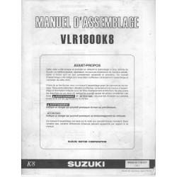 SUZUKI VZR 1800 K8 de 2008 (manuel assemblage 02 / 2008)