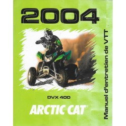 ARTIC CAT Quad DVX 400 de 2004