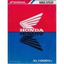 HONDA XL 1000 Vx (Manuel atelier 12 / 1998)