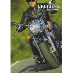 KAWASAKI de 2005 (Prospectus gamme Cruisers)
