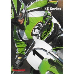 KAWASAKI KX de 2002 (catalogue)