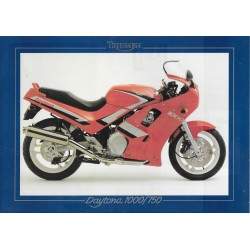 TRIUMPH DAYTONA 1000 / 750 (Prospectus)